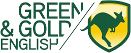 Green and Gold English